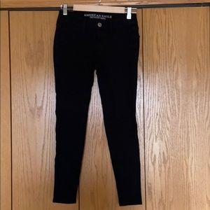 American Eagle Black Pants